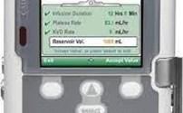 Infuuspomp, Ambulant, Toediening via Cassette CADD Solis VIP, PCA, Adapter