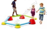 Balance Trainer, Build N Balance Parcours
