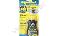 Aqua check Yellow, Test Strips