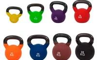 Gewichten, Kettlebell, Compleet Set