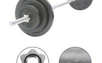 Gewichten, Haltergewicht, Compleet Set met Gewichten