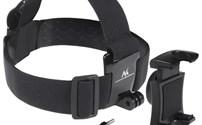 Universele Headstrap Sport, Voor GoPro Camara, MC825 Headset