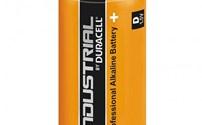 Batterij, Standaard, Industrial Duracell, Alkaline, Mono D, LR20, 1,5 Volt