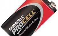Batterijen en Accu's, Batterij, Standaard, Duracell, Procell Mono 6LR6, 9 Volt, per stuk
