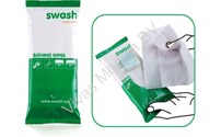 Disposable Washandje, Swash Gold Wipes, Parfumvrij, Arion, (8-pack)