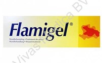 Wondzorg, Flaminal, Flamigel Wondgel