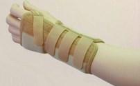 Fysiotherapie, Bandages-Spalken, GM Medical, Polsspalk