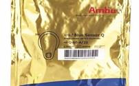 Apparatuur, ECG Elektroden, Blue Sensor Q, Meldicotest, Met Gelkern, Bananenstekker