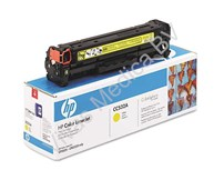 Toner, Hewlett Packerd, HP2320fxi, Orgineel, Yellow (geel)
