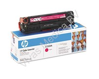 Toner, Hewlett Packerd, HP2320fxi, Orgineel, Magneta (roze)
