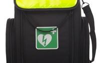 Apparatuur, AED, Accesoires, Draagtas Lifeline groot, inclusief safeset