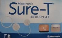Diabetes, Insulinepomp Accesoires, Medtronic, Sure T set, 6mm
