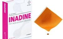 Zalfgaas, Inadine, Antibacterieel, Systagenix