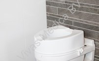 Toiletverhoger, Atlantis, Autoclaveerbaar
