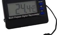 Koelkast en Vriezer Thermometer, RT-801, Digitaal