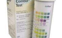 Urine Teststrip, Combur 7, PH, Glucose, Ketonen, Leucocyten, Nitrit, Proteine, Bloed, roche