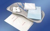 Catheter Inbrengset, Inc Ontsmettingsmiddel, Huismerk