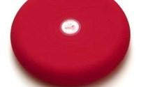Fysio, Materialen, Sissel Sitfit, Traningskussen voor bekkenbodem- en rugspieren, kleur: Rood