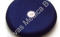 Fysio, Materialen, Sissel Sitfit, Traningskussen voor bekkenbodem- en rugspieren, kleur: Blauw