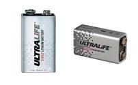Batterijen en Accu's, Batterij, Lithium 9 Volt, UltraLife