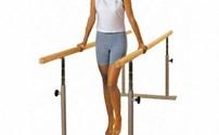 Loopbrug, Eenvoudig model, In hoogte verstelbaar, Hout