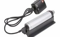 Otoscoop, Heine, BETA 4 USB, Oplaadbaar Handvat Set, Plug-In Voeding
