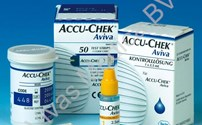 Diabetes, Glucoseteststrip, AccuChek Aviva