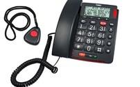 ADL, Diversen, Fysic, Big Button Alarm telefoon, incl halszender