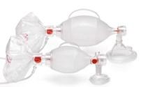 Ambu, Spur II, Beademingsmasker, voor eenmalig gebruik bij kinderen of zuigelingen