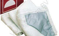 EHBO, Blusdeken, Huismerk, thermoglasweefsel, conform DIN-EN 1869