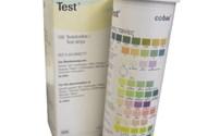 Urine Teststrips, Combur 10, Sg, Ph, Leucocyten, Nitriet, Eiwit, Glucose, Ketonen, Urobillinogeen, r