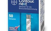 Diabetes, Testsrtips, Bayer, Contour Next (Tevens geschikt voor Contour XT)