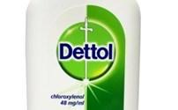 Desinfectiemiddel, Wonden, Dettol, bevat 4.9% chloorhexidine