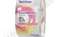 Voeding, Nutricia, Nutrison Energy Multi Fibre, 1000 ml, 1,5 Kcal per ml
