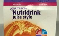 Drinkvoeding, Nutricia, Nutridrink Juice Style, Sinaasappel