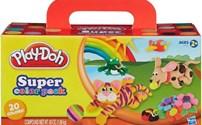 Klei, Play Doh, 20 kleuren potjes