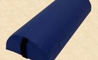Behandelbank, Accessoires, Knierol halfrond, 40x22x11 cm, Skaileer, kleur: Royalblauw