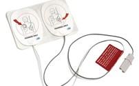 Apparatuur, Accesoieres, AED, Oefenpad, Laerdal, HS-FR2-T oefen elektrode, per stuk