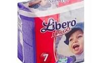 Baby Luier, Libero, Up&GO, Maat 7
