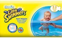 Zwemluier, Little Swimmers, Huggie