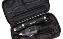 Apparatuur, Otoscoop Set, Welch Allyn, Macroview,Inclusief keelspiegel,