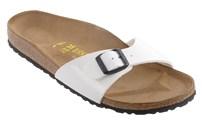 Schoenen, Birkenstock model Madrid, kleur: Pearl, normaal voetbed