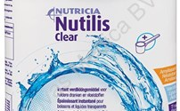 Voeding, Verdikkingsmiddel, Nutricia, Nutilis Clear, in poedervorm
