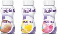 Drinkvoeding, Nutridrink, Multi Fibre, Aardbei