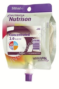 Medische Voeding, Nutricia, Nutrison Concentraded 2.0, 2 Kcal per ml
