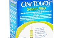 Diabetes, glucoseteststrips, One Touch Select Plus