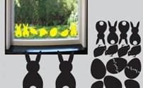 Sticker, Paasfiguren
