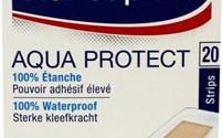 Pleisters, Hanssplast, Aqua protect, Onsteriel
