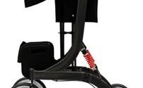Rollator, Lichtgewicht, Spring S, Exc. Vario Pakket, Bescomed, (Transformeren tot Rolstoel)