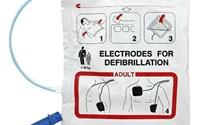 Apparatuur, AED, Accessoires, Elektroden, Volwassenen, Geschikt voor Fred Easy Life